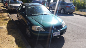 1999 honda civic 2 door coupe