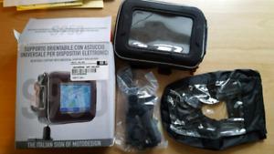 "GIVI ""S950 Model"" handlebar GPS holder with Rain protection"