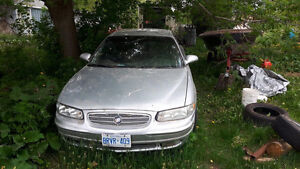 2001 Buick Regal Sedan