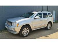 2007 Jeep Grand Cherokee 3.0 CRD Overland 5dr Auto * MASSIVE SPEC* SAT/NAV *2KE