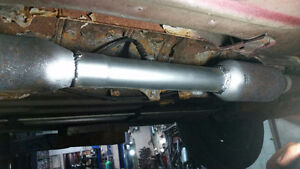 EXHAUST SYSTEM REPAIR: Catalytic converter, Flex pipe, Muffler West Island Greater Montréal image 4