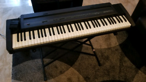 Piano - Roland EP 7 Digital Piano with Foot Pedal and Stand