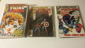 SuperHero comic books collection ! Marvel two in one Marvel London Ontario image 1