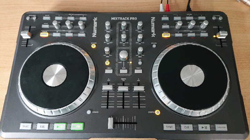 Numark mixtrack pro dj controller virtual dj 8 | in Atherstone,  Warwickshire | Gumtree