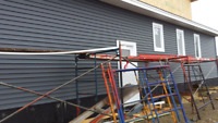 Siding & Roofing services
