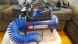 Campbell Hausfeld 3-gallon air compressor