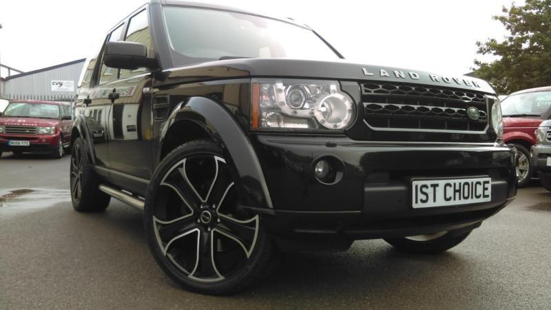 2011 Land Rover Discovery 4 Sdv6 Landmark Le Low Mileage Fsh Real