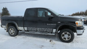 dodge  ram 2006 2500 5.7 heavy duty