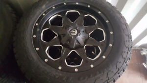 Trade GM 2500 Fuel Wheels for Your 4Runner Wheels