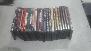 24 horror genre dvds