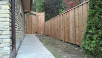 Wood Fencing Installations – Boulet Fence Construction