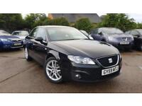 2009 SEAT EXEO LUX 2.0TDI*4 DOOR*ONE OWNER*141BHP*LOW MILEAGE*PERFECT CONDITION