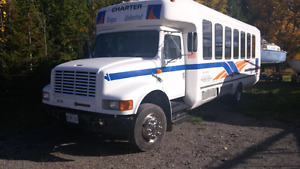 1997 International Bus (T444E Diesel Supercharged V8)