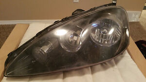 RSX 05-06vdriver side headlight Honda OEM