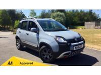 2018 Fiat Panda 1.2 City Cross 5dr Manual Petrol Hatchback