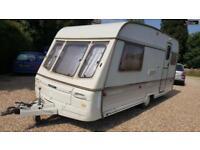 Cheap Swift Caravan 4803SE - Very Good Condition