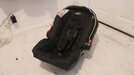 Gracco baby car seat