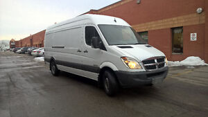 2009 Dodge Sprinter 2500 Minivan, Van