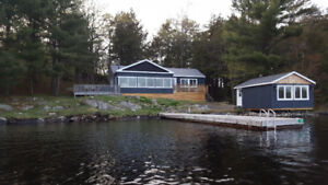 Healey Lake Cottage for Rent