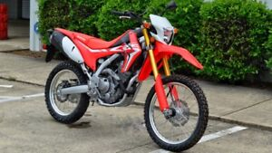 Wanted : Dual sport bike . Wanted: 250 or near Im open to brands