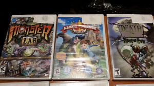 Nintendo Wii Games *New* $1 Each