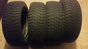 Dunlop winter tires 185/65 R15