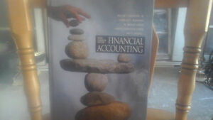 Financial Accounting third edition Peterborough Peterborough Area image 1