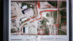 COMMERCIAL / INDUSTRIAL LAND FOR SALE IN DIDSBURY (LOT #6)