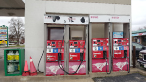 Gas Pumps (2) for Sale