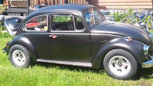 1972 VW Beetle