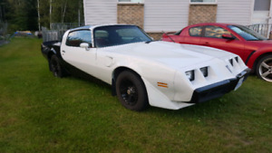 1981 trans am for sale or trade