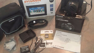 Brand New Camera and accessories-PRICE REDUCED