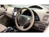 2014 Nissan Leaf Acenta Automatic Electric Hatchback