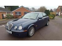 2007 Jaguar S-TYPE 2.7D V6 XS AUTOMATIC DIESEL 2 Owners Long MOT Bargain