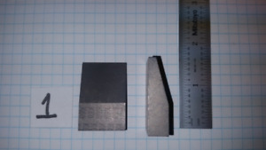 TUNGSTEN CARBIDE - VARIOUS SHAPES AND BLANKS