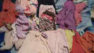 Baby girl carters clothing