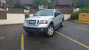2008 Ford F-150 SuperCrew FX4 Truck: Loaded & Great Shape!!
