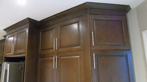 Solid CANADIAN MADE Kitchen Cabinets Cambridge Kitchener Area image 2