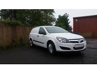 2007 Vauxhall Astravan 1.3 CDTi - NO VAT - LONG MOT -£££Spent DIESEL- CHEAP VAN