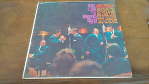 LP: Peace O Lord, The Statesmen Quartet with Hovie Lister Kitchener / Waterloo Kitchener Area image 1