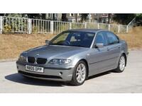 2005 BMW 3 Series 2.0 320d ES 4dr