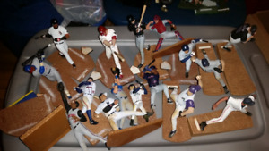 Big lot of McFarlane baseball figures