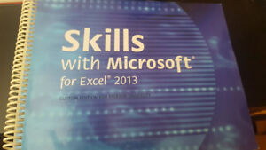 Skills with Microsoft Excel 2013