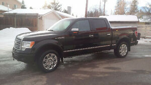 2010 Ford F-150 SuperCrew Platinum Pickup Truck