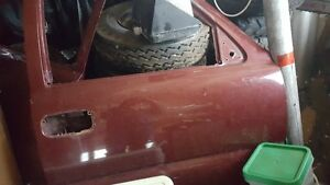 Doors for a chev gmc pickup