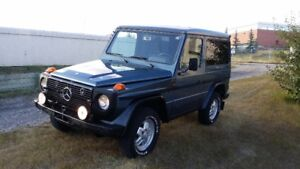 "1987 Mercedes-Benz G-Wagon Coupe ""THE ONLY IN CANADA!"""