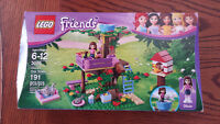 Lego Friends - Olivia ' s Tree House ( retired set )