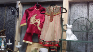 Childrens Authentic Chinese costumes