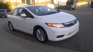2012 Honda Civic EX-L one owner, 98k, no accidents.