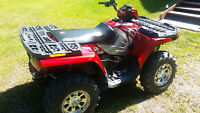 """""""Flame Edition"""" Polaris 500HO Very Low Miles"""